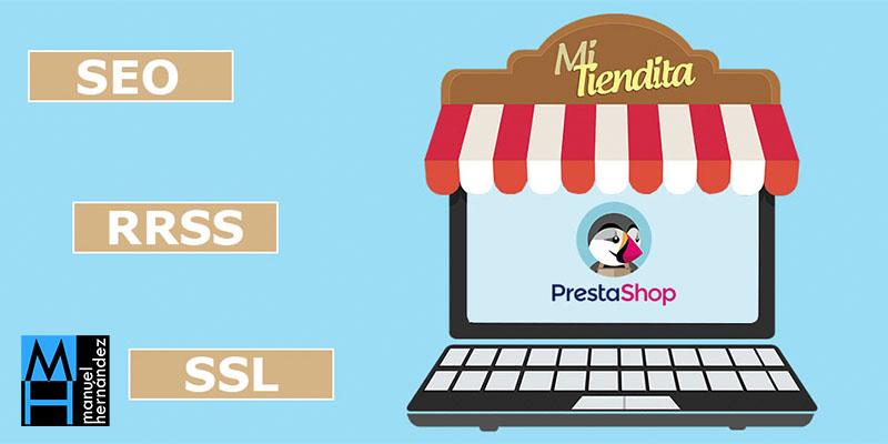 6 Ventajas de una tienda online con PrestaShop